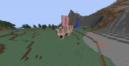 BunnyHouse Minecraft Map & Project