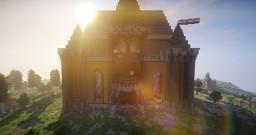 The kadrivoser mansion Minecraft Map & Project
