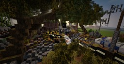 Post Apocalyptic Plot 50x50 Minecraft Map & Project