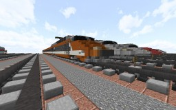 TGV pack Minecraft Map & Project