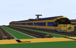 NS train pack Minecraft