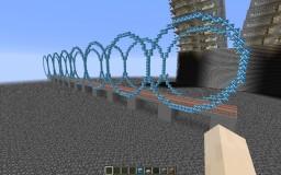 Magna Carta Bridge (with 4 rail lines) Minecraft Map & Project