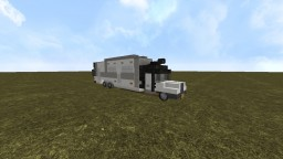 GTA Online - Benefactor Terrorbyte Minecraft Map & Project