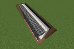 Ultimate Redstone Sand Door (30x11) Minecraft