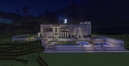 Modern house by ninjakiller160 Minecraft Map & Project