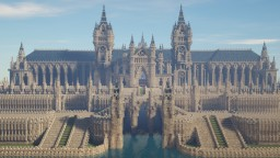 The Seakeeper's Palace (Updated 9/4) Minecraft