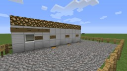 Store with redstone 1.2 Minecraft Map & Project