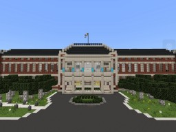 Presidential Palace Minecraft Map & Project