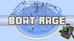 Boat Rage Minecraft Map & Project