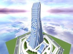 Quartz Tower #18 Minecraft Map & Project