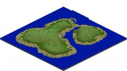 Cool Island! Free to download Minecraft Map & Project