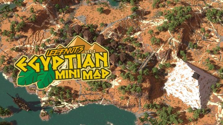 Minecraft Egypt Map.Leefnuts Mini Egypt Map Minecraft Project