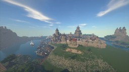 Ephedion nearing completion Minecraft Map & Project