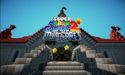 Super Mario Galaxy 2 Minecraft DOWNLOAD 1.12.2 (1 or more visitors, NOT A FUNCTIONAL ADVENTURE MAP) Minecraft Map & Project