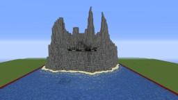 Inset Coastal Gun battery Minecraft Map & Project