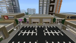 Stonend Shopping Centre Minecraft Map & Project