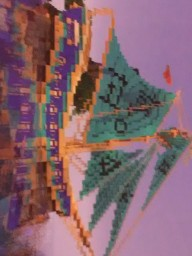 Boat of Japan Minecraft Map & Project