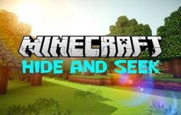 Hide & Seek Minecraft Texture Pack