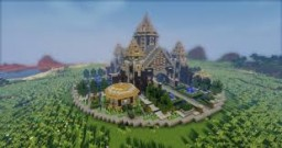 Minecraft Factions/survival spawn 1.7.10-1.13 Minecraft Map & Project
