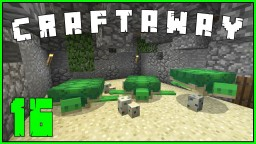 EASY TURTLE SCUTE FARM (Minecraft) Minecraft Map & Project