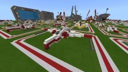 ARC-170 Minecraft Map & Project