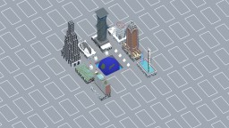 The Minecraft City of the Captive Globe Minecraft Map & Project