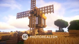 SC Photorealism  |  Gorgeous Photo-realistic Textures [128x] Minecraft