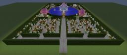 Victorian style garden Minecraft Map & Project