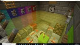 PUZZLE CASTLE (puzzle map) V.1 || 100% redstone || VERSION 1.12 Minecraft Map & Project