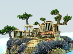 Arastasia Town Minecraft Map & Project