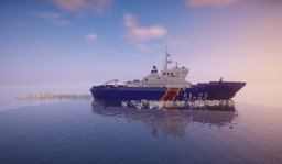 Border guard vessel Minecraft Map & Project