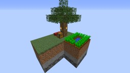 Skyblock Easy Minecraft Map & Project