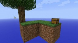 Skyblock Unlimited Journey Minecraft Map & Project
