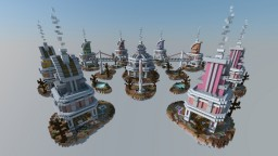 Steam Minecraft Map & Project