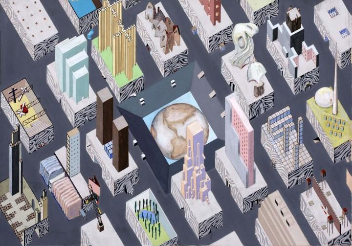 Koolhaas's drawing