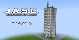 J.A.S.C (Just Another Sky Scraper) - Skyscraper Solo Projcet Contest Entry Minecraft Map & Project