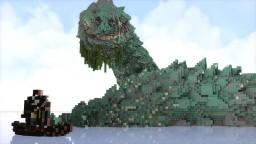 The World Serpent (Jörmungandr) Minecraft