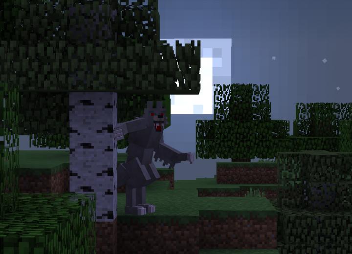 Werewolf Teaser