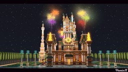 Midnight Palace Minecraft Map & Project
