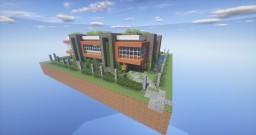MODERN VILLA BY AREKLELE Minecraft Map & Project