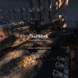 ★ CraftBlock! ~ Towny, SkyBlock, Vanilla & Creative! Minecraft