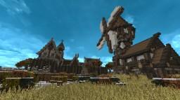 FarmVillage Minecraft Map & Project