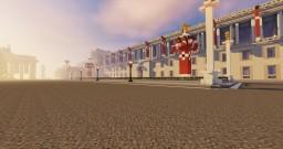 Germania- Dienststelle des Generalbauinspektors Minecraft Map & Project