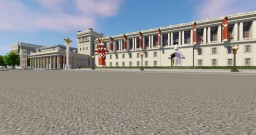 Germania- Dienststelle des Generalbauinspektors Minecraft Map & Project