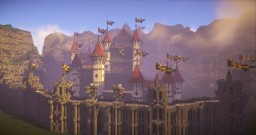 Trevia Castle Minecraft Map & Project