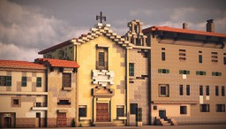 Chiesa del Luogo Pio, Livorno, Italy Minecraft Map & Project
