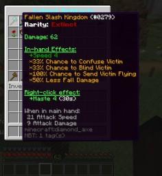 Slash Minecraft