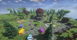 Spawn for BoxHard • HopeCast Minecraft Map & Project