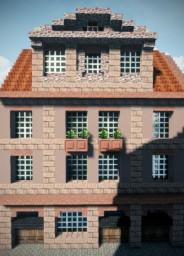 Hedwigstraße 10, Kassel, Germany Minecraft Map & Project