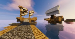 1800s Survival | Mod Pack! Minecraft Map & Project